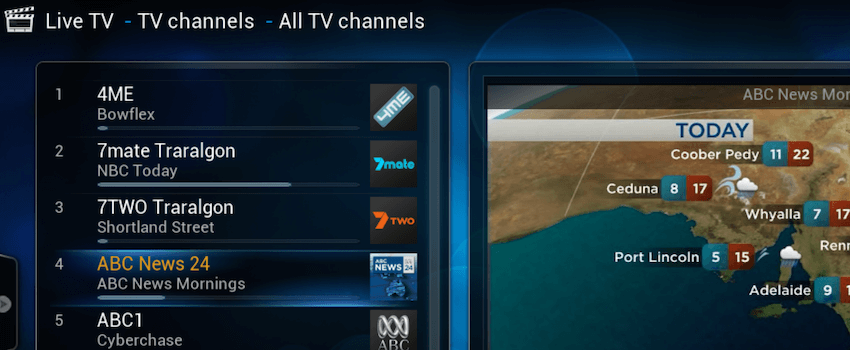 Kodi Streams