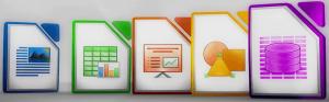 LibreOffice toepassingen